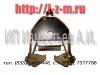 Щеткодержатель для токоприемника ТКК (К3100)